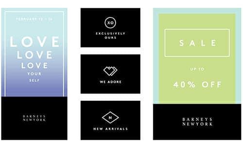 Manual de marca Barneys NewYork