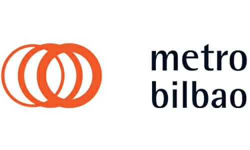 Logotipo del Metro de Bilbao