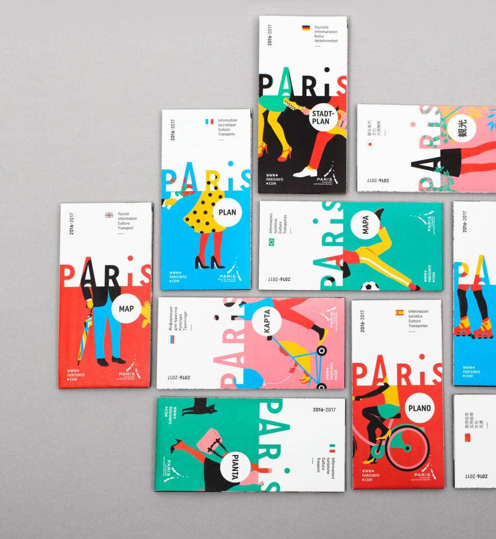 branding de la ciudad de paris