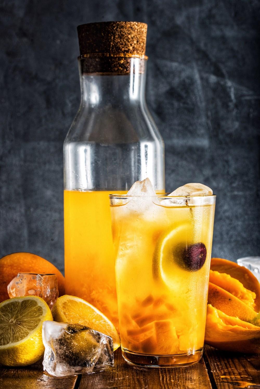 סירפלא: משקאות לקיץ הלוהט- משקאות קרים בהכנה בייתית ( מתכונים : אורלי פלאי ברונשטיין, צילומים: נמרוד סונדרס)