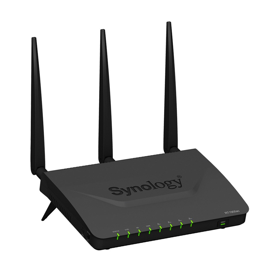 Synology RT1900ac Router
