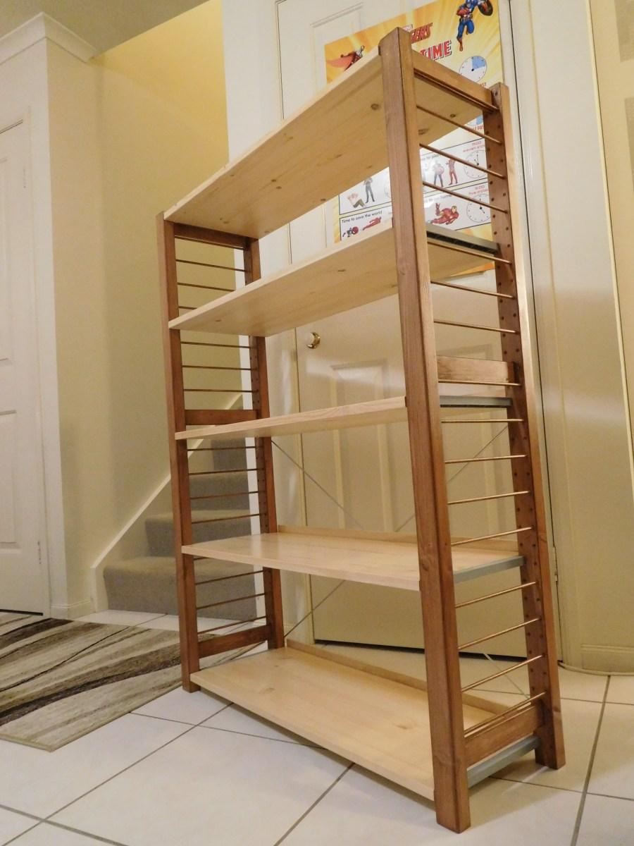 IKEA  IVAR Shelf  Sirrob01