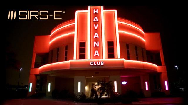 Custom LED Installation at Havana Night Club in Mcallen Texas