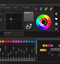 daslight virtual controller dvc4 series [ 4267 x 2917 Pixel ]