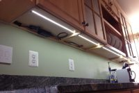 Kitchen Cabinet Lighting Options. kitchen task lighting ...