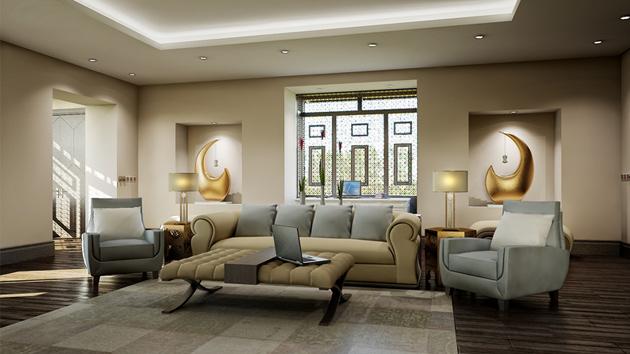 living room lighting ideas that creates