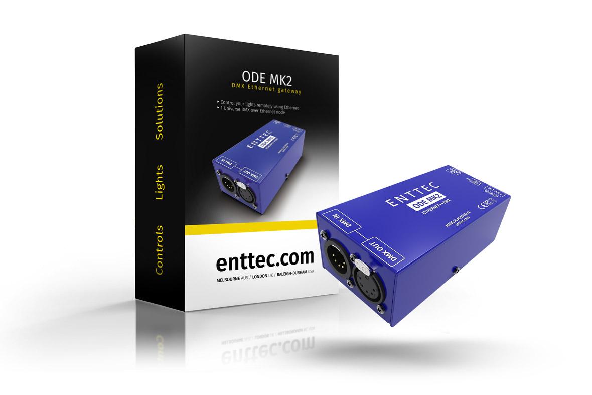 hight resolution of enttec ode mk2