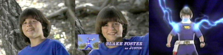 Blue Justin Blake Foster Ranger