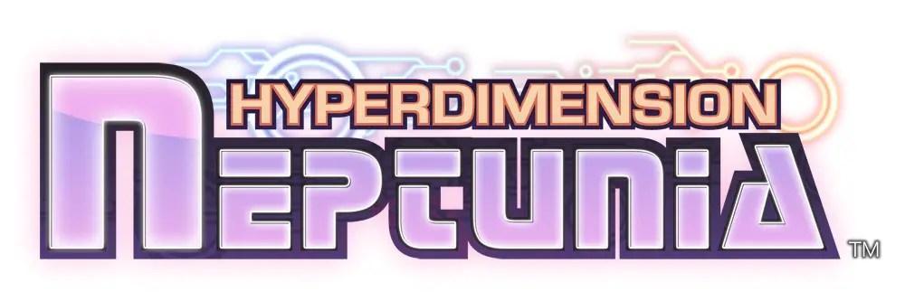 The Hyperdimension Neptunia logo