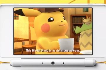 detective pikachu coffee
