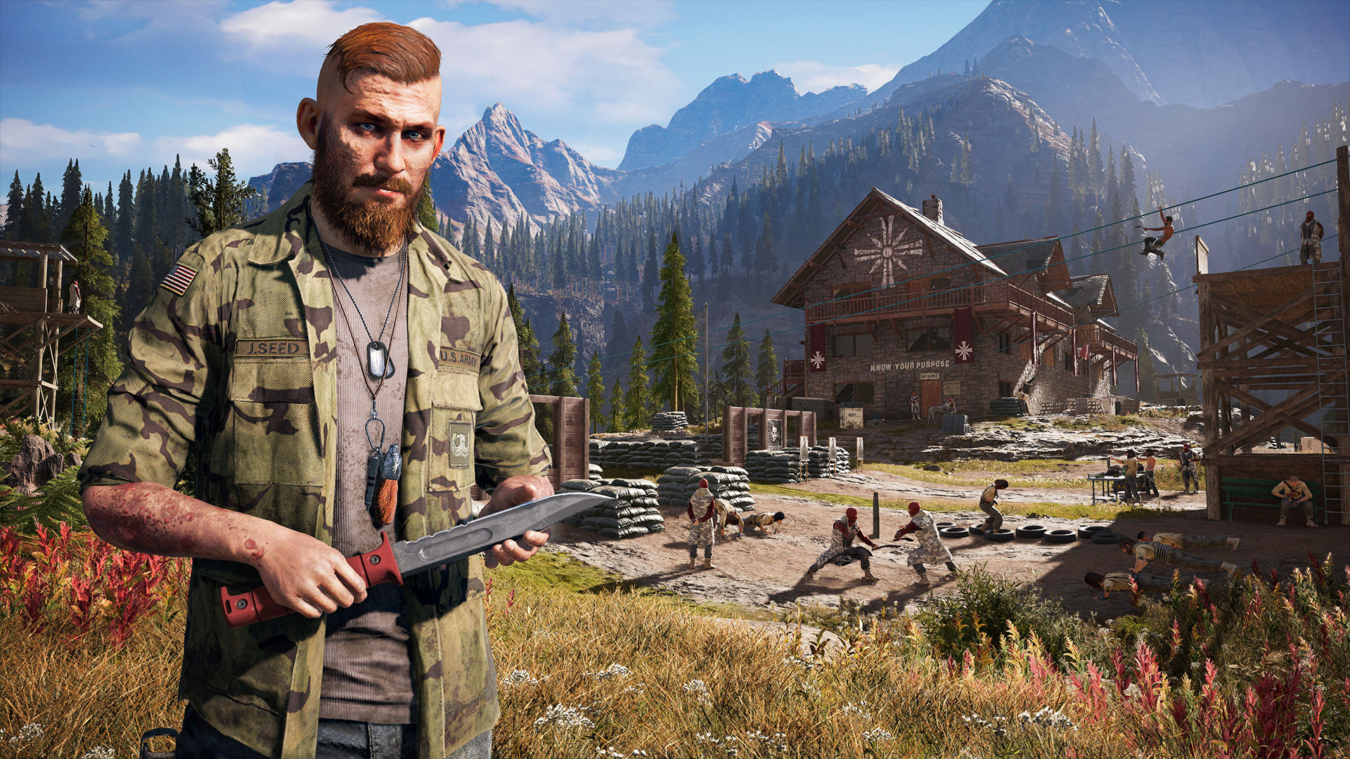 Far Cry 5 becomes fastest selling Far Cry title, second biggest Ubisoft launch