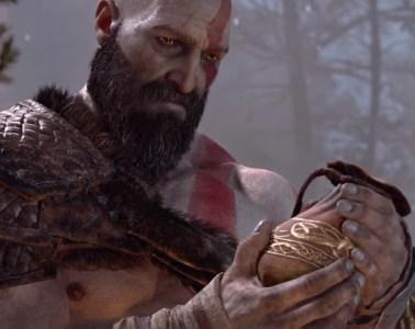 God of War Kratos bag