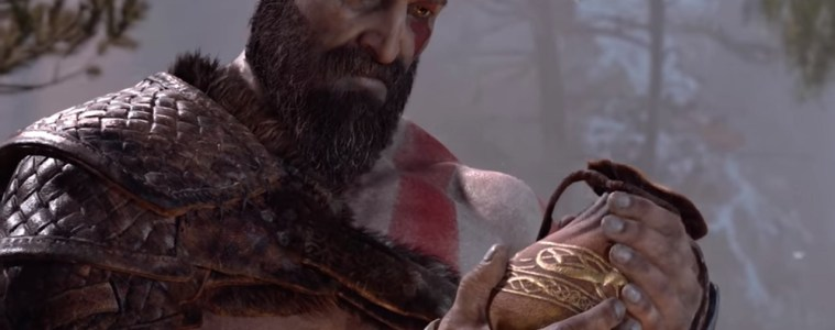 God of War Kratos bag