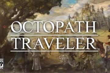 Octopath Traveler title