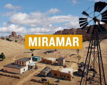 PlayerUnknown Battlegrounds Miramar
