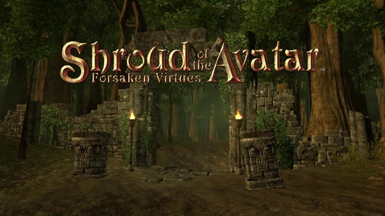 Shroud Of The Avatar World Map.Shroud Of The Avatar Forsaken Virtues Review Choose Your Path