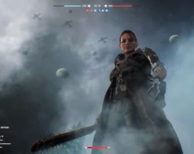 Battlefield V attack