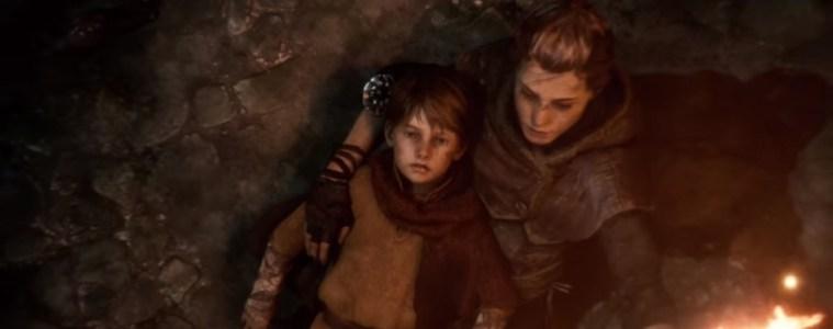 A Plague Tale: Innocence siblings