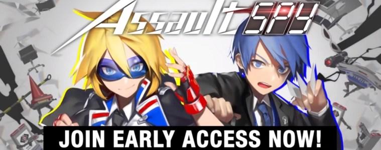 Assault Spy gameplay