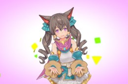 Bullet Girls Phantasia kitty