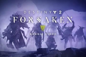 Destiny 2: Forsaken title