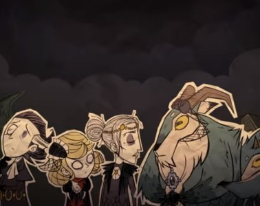 Don't Starve Together: The Gorge Event group