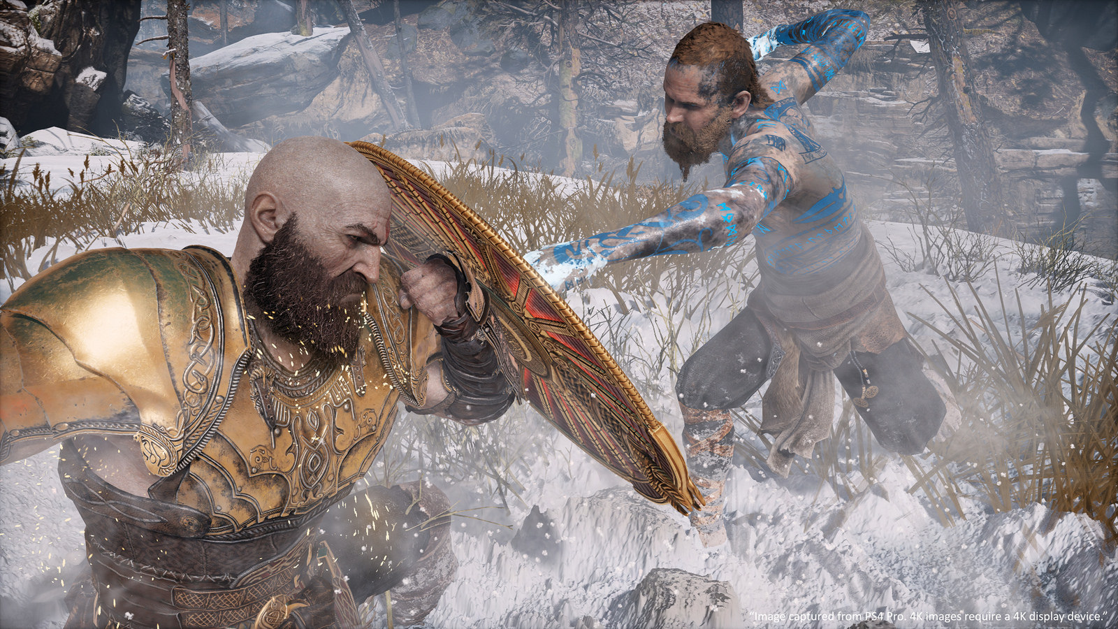 E3 2018: God Of War New Game Plus Mode Confirmed