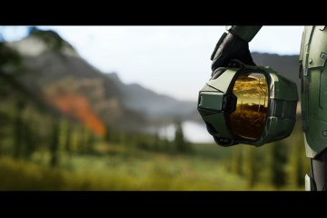 Halo Infinite Master Chief