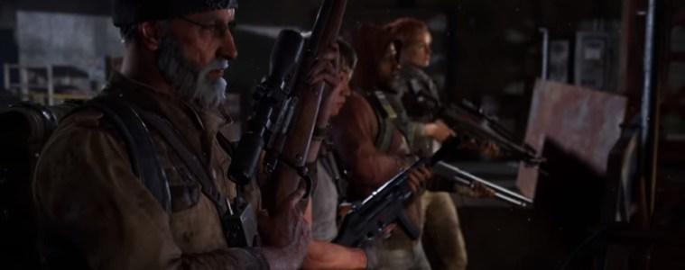 Overkill's The Walking Dead four