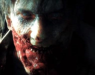 Resident Evil 2 Remake zombie
