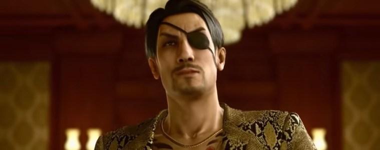 Yakuza Kiwami 2 Majima Goro