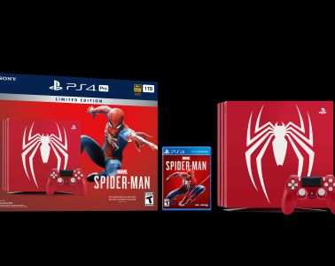 Marvel's Spider-Man PS4 Pro bundle