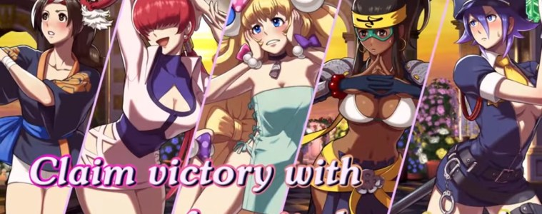 SNK Heroines fight
