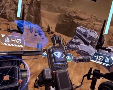 Archangel: Hellfire VR console