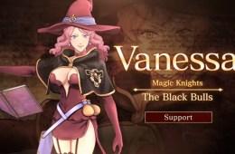 Black Clover: Quartet Knights Vanessa