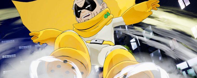 My Hero One's Justice Gran Torino