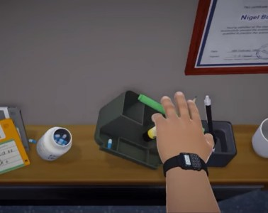 Surgeon Simulator CPR tease