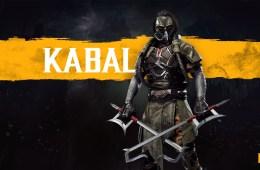 Mortal Kombat 11 Kabal
