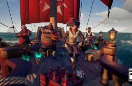 Sea of Thieves crew