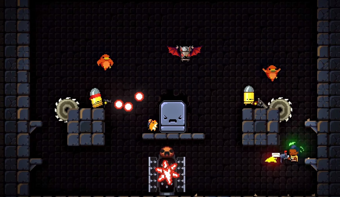 Exit the Gungeon is now on Steam