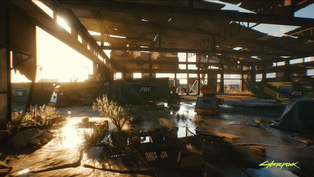 The internet seems determined to spoil Cyberpunk 2077
