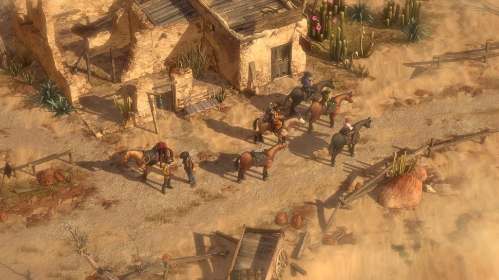 Desperados Iii Launches Today For Pc Xbox One And Ps4 Sirus Gaming