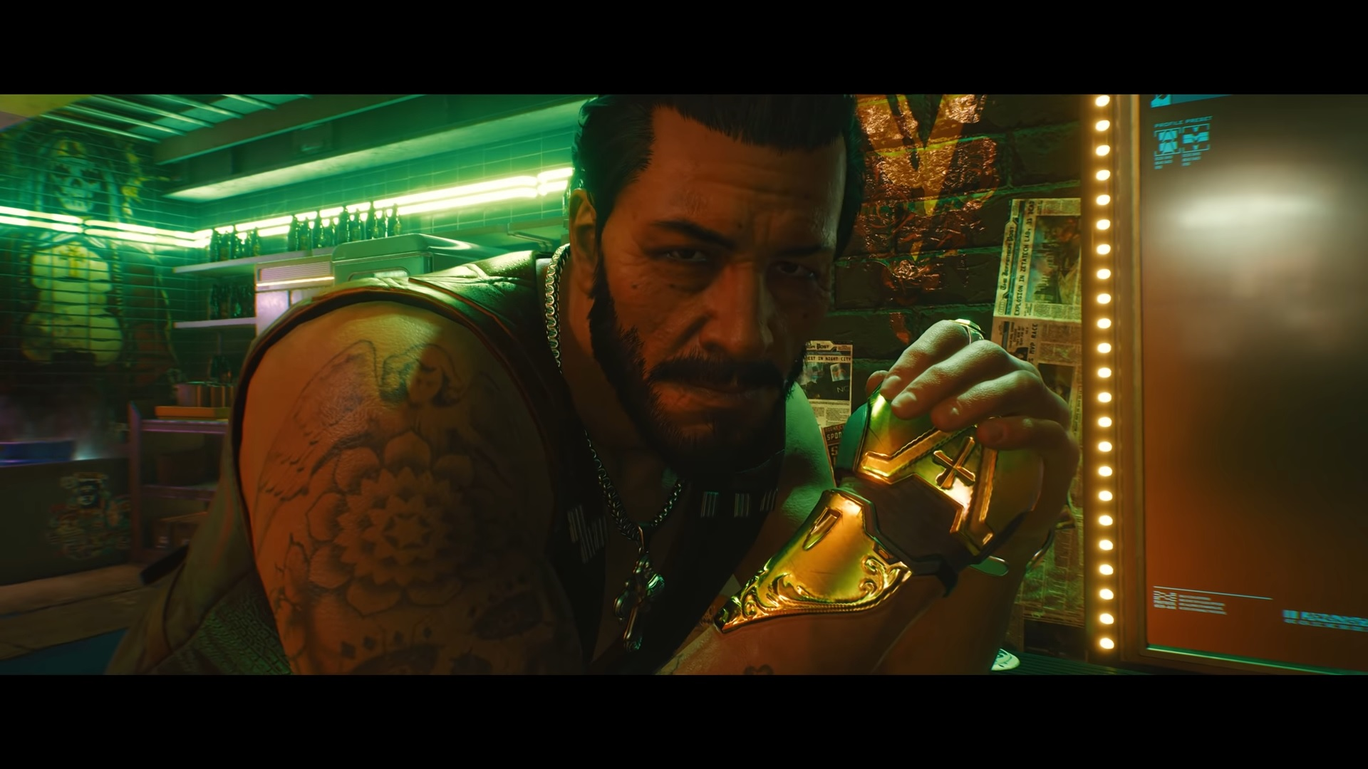 CDPR Releases New CYBERPUNK 2077 Playstation Footage