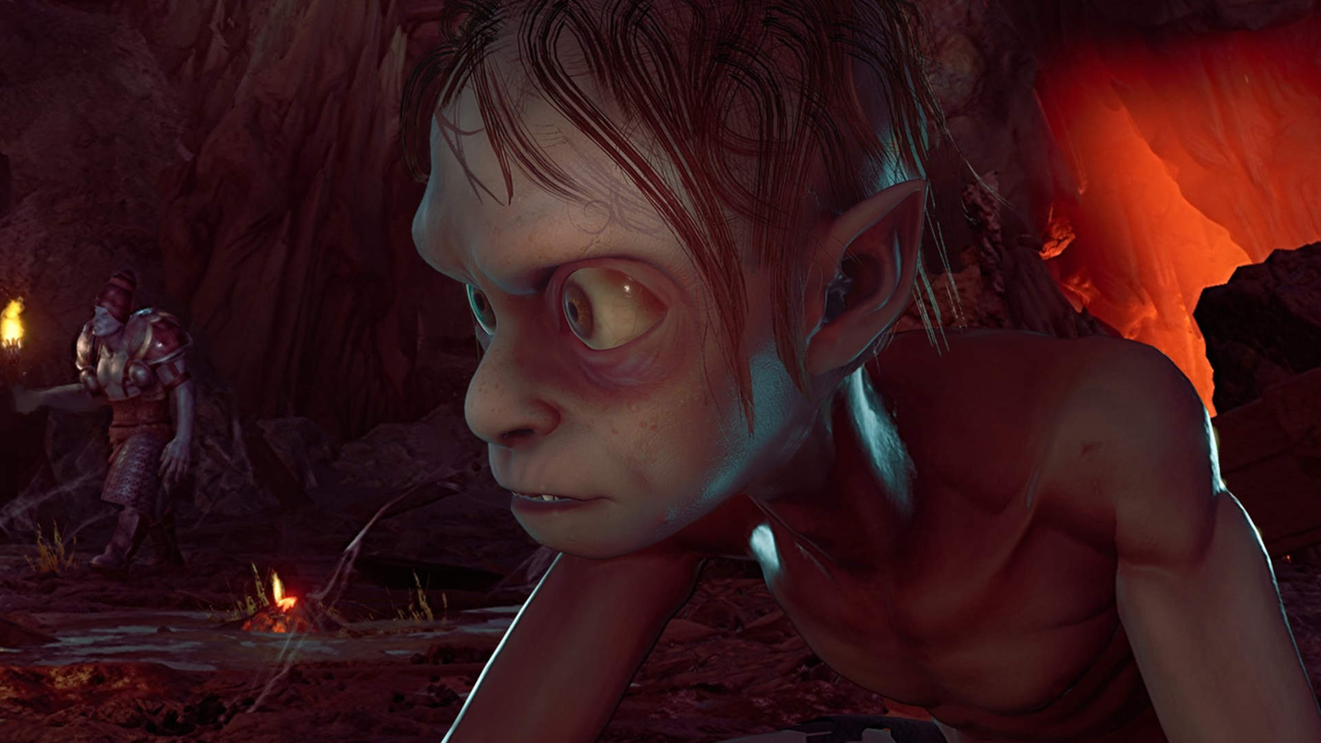 Visit Mordor in new The Lord of the Rings: Gollum teaser