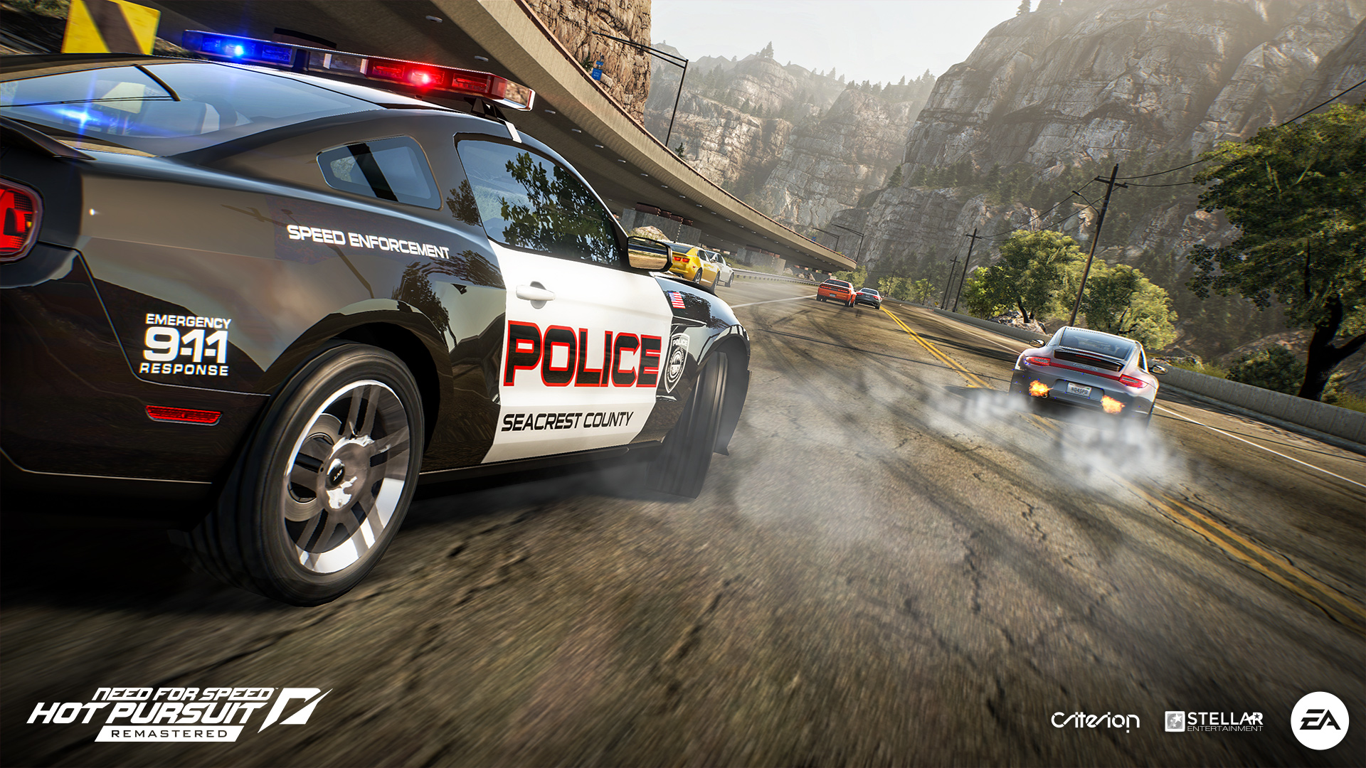 Need for Speed: Hot Pursuit Remastered Revealed, Arrives November 6