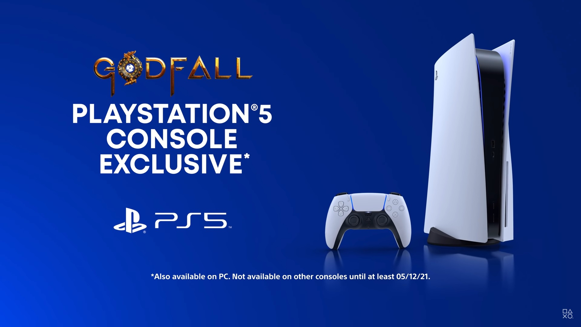 Godfall will be a console exclusive on PS5 for six months