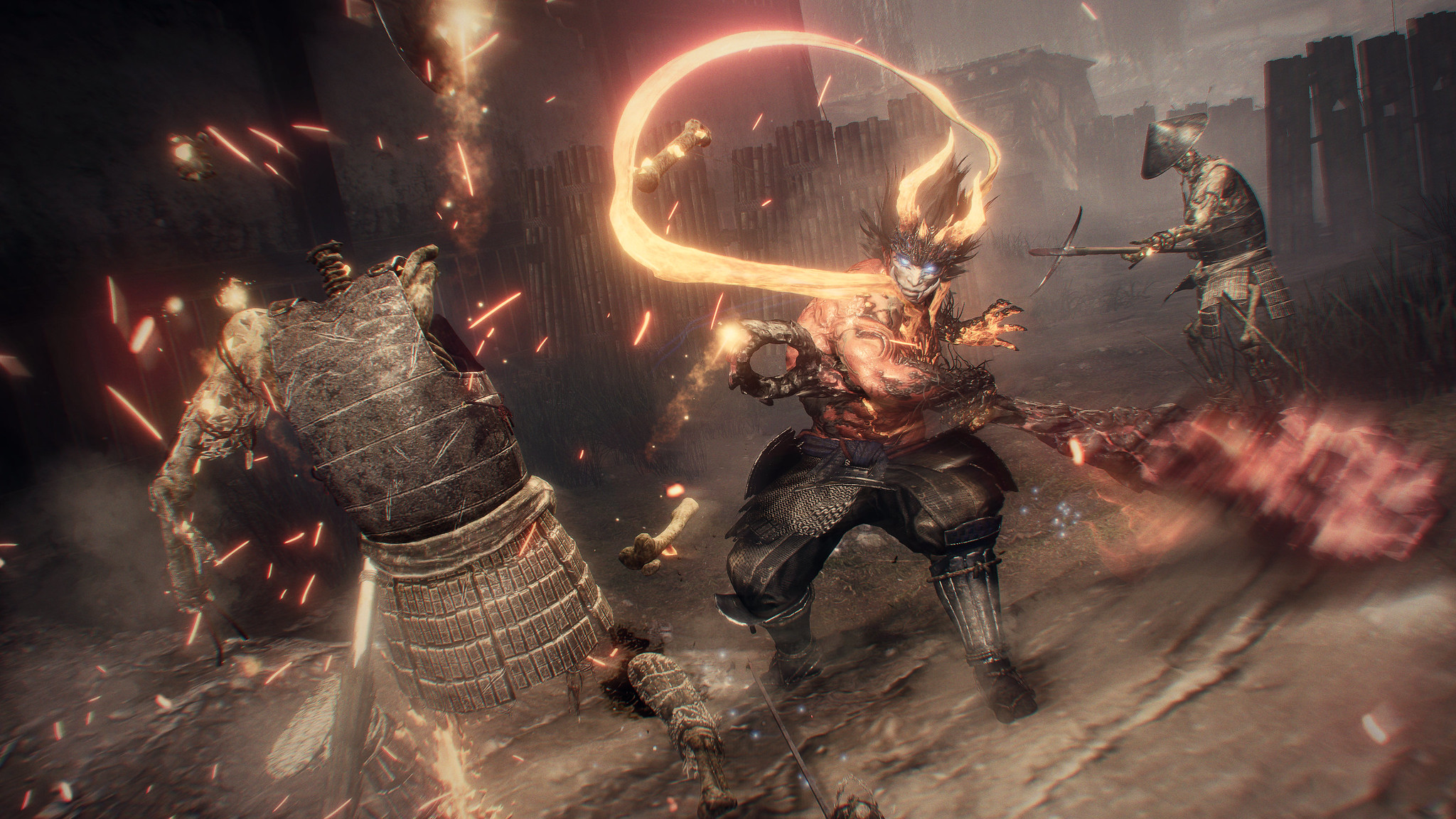 Nioh remasters are coming to PS5 on February 5th