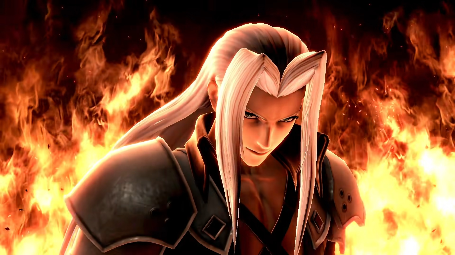 One-Winged Angel Sephiroth Joins Super Smash Bros. Ultimate as DLC Character