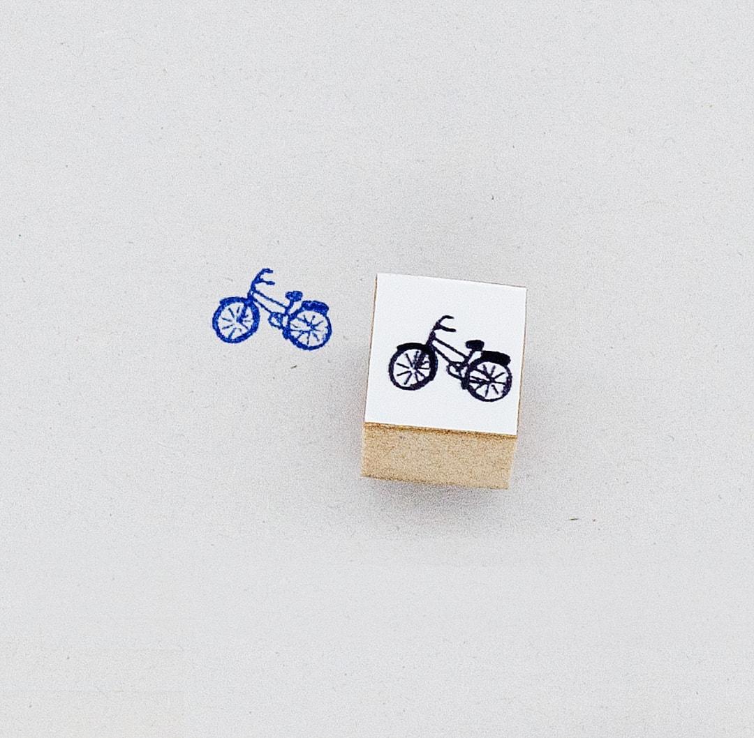 スタンプ<br>自転車(S)イメージ2