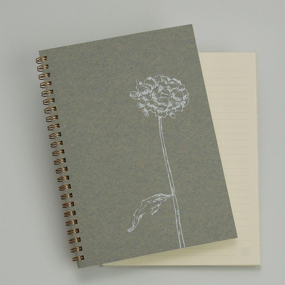dryflower<br>(裏表紙/白銀)イメージ1